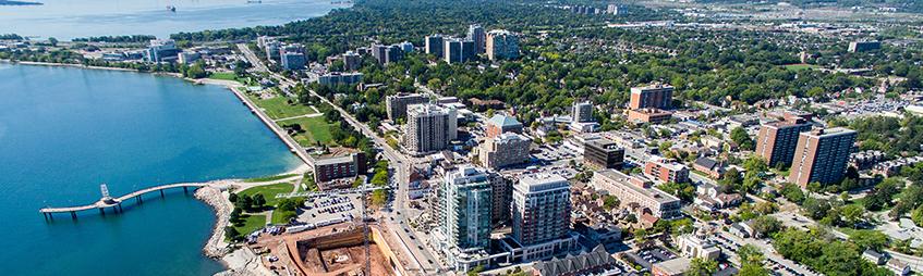 Burlington Ontario GrowBold Skyline